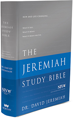 The Jeremiah Study Bible NIV Edition