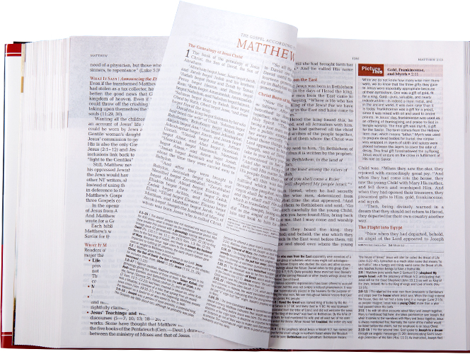 The Jeremiah Study Bible