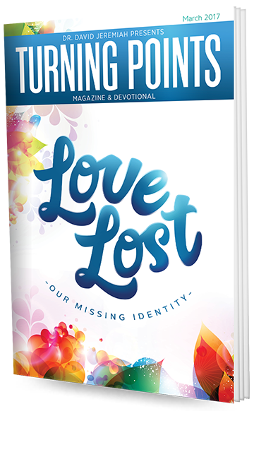 Love Lost (Our Missing Identity)