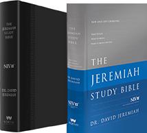 The Jeremiah Study Bible in NIV