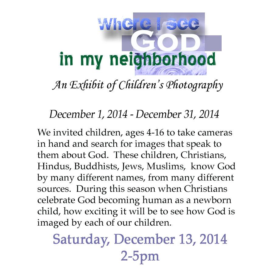 My neighborhood essay