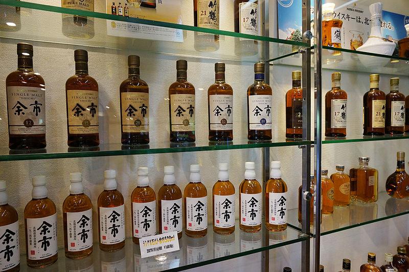 NAS Japanese Whisky
