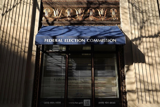 "Dozen Instances of ""Dysfunction and Deadlock"" Cases Spurred FEC Member's Resignation"