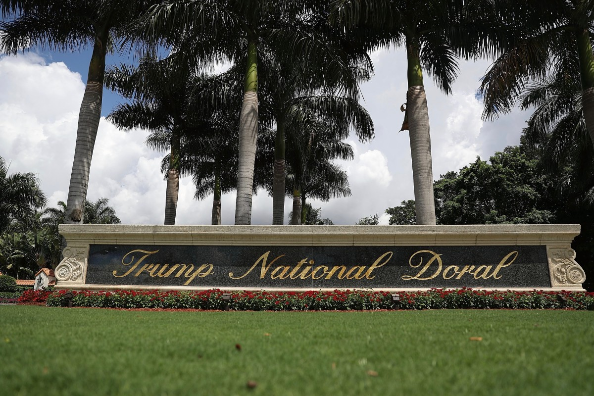 Nation's Biggest Lobbying Organization Plans 2018 Meeting At Trump National Doral
