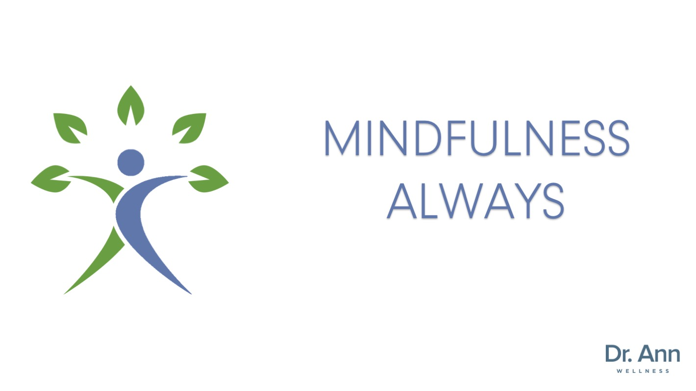 Slide Mindfulness