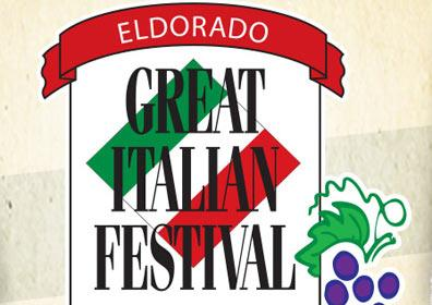 The Great Italian Festival October 8th-9th