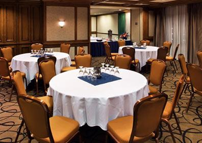 One of the Sky Tower Meeting Room