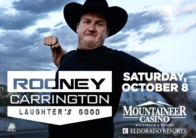 Rodney Carrington Live at the Harv October, 8th