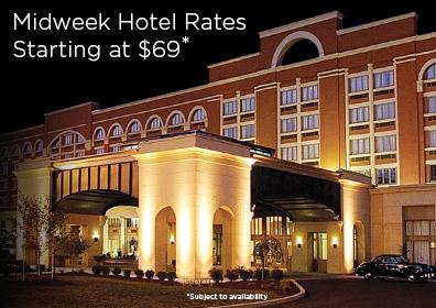Midweek Hotel Rate