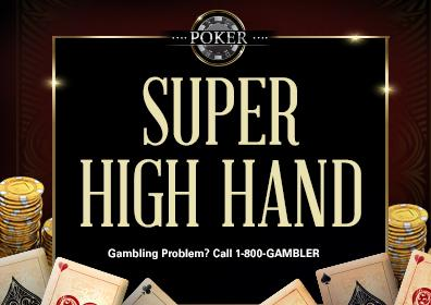 Super High Hand Advertisement