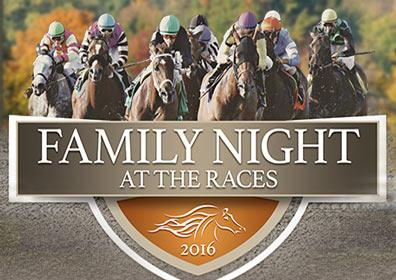 family night at the races 2016 logo