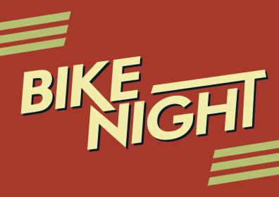 QFM96 Bike Nights Advertisement