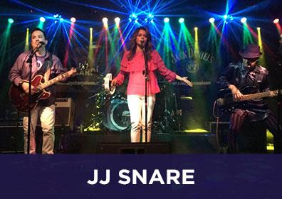 Advertisement for Live Entertainment at The Brew Brothers featuring JJ Snare