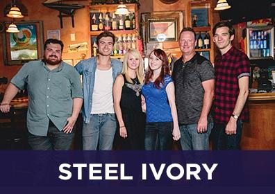 Photo of local country band Steel Ivory