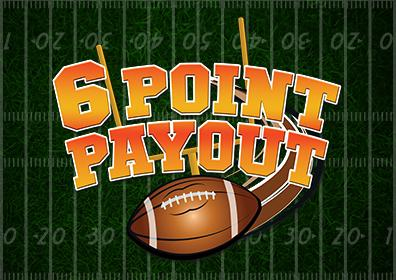 Advertisement for Six Point Payout at Eldorado Scioto Downs
