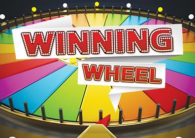 Advertisement for Winning Wheel at Eldorado Scioto Downs