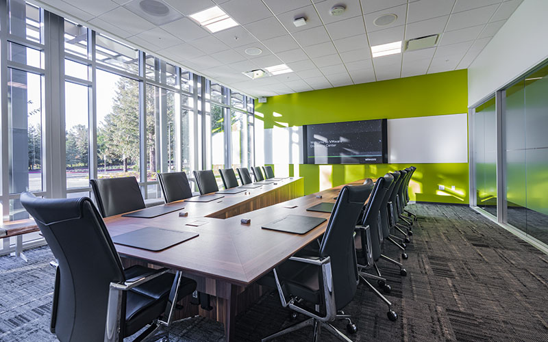 Vmware conference room