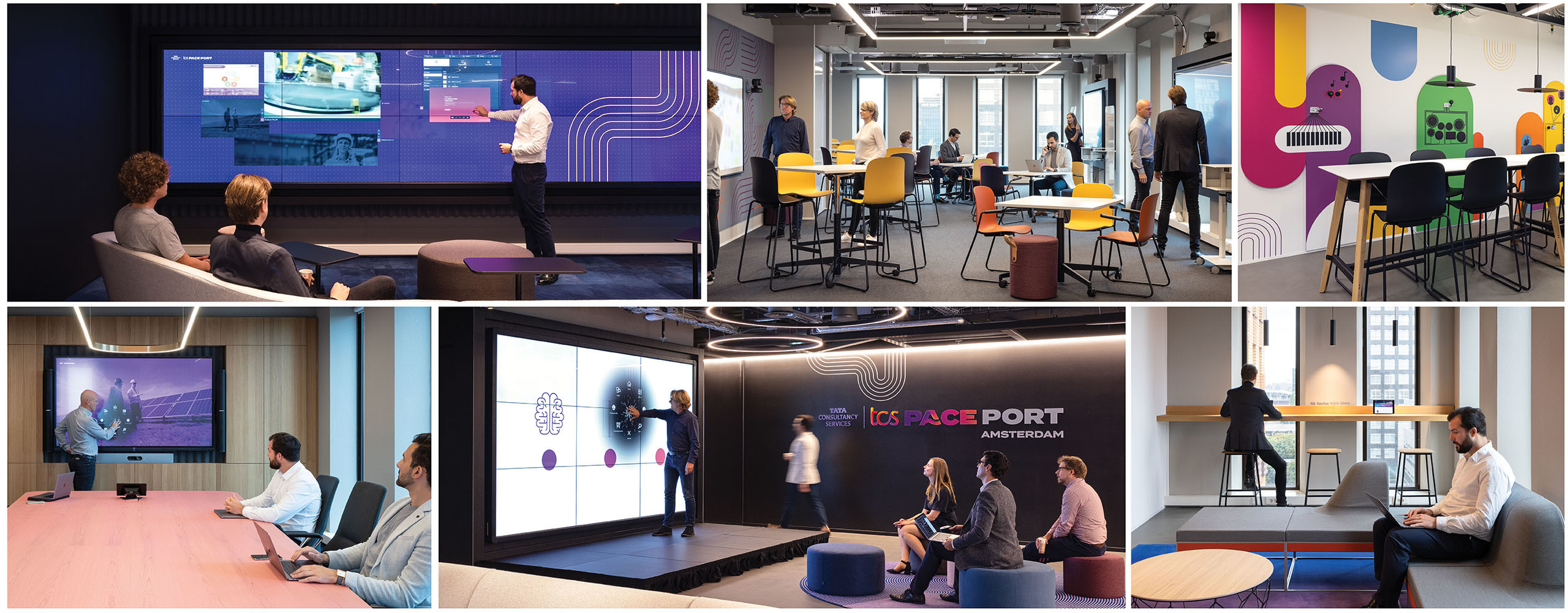 Paceport collage