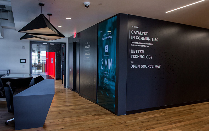 Redhat boston office 1