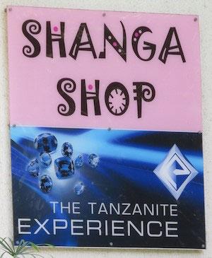 Shanga Shop, Tanzania African Safari