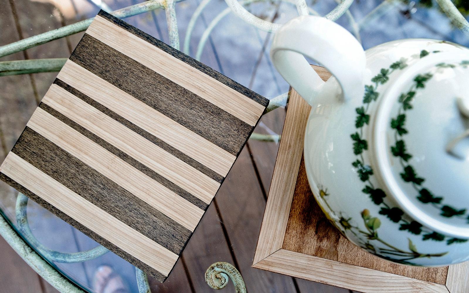 How To Make Diy Wood Trivets Wooden Trivets Dunn Diy