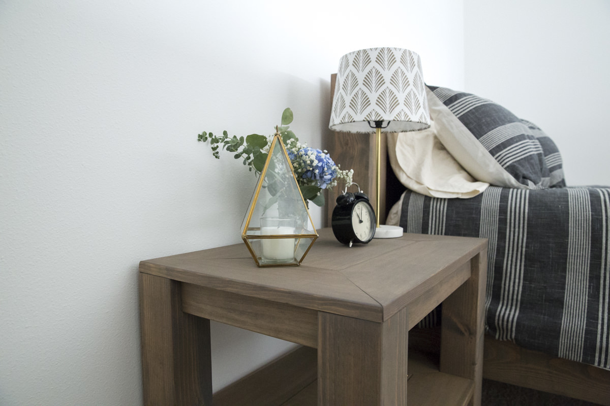 How To Make A Diy Nightstand