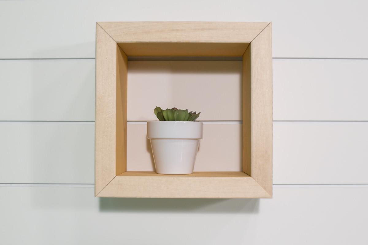 shelves shelf floating items box sorbus