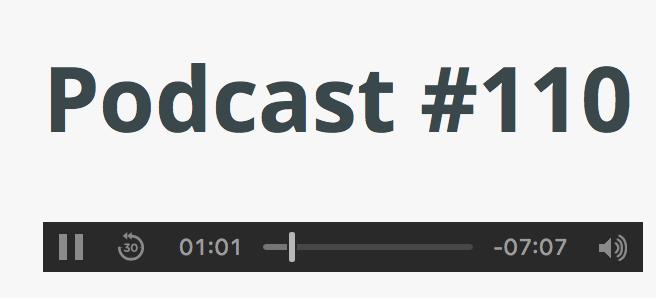 Podcast 110