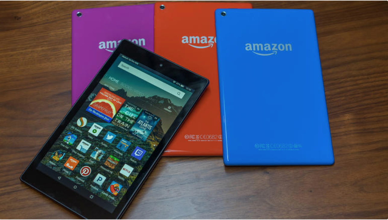 Amazon lança seu novo tablet