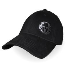 Black Logo Flex Hat