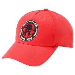 Red Reebok Spartan Cap
