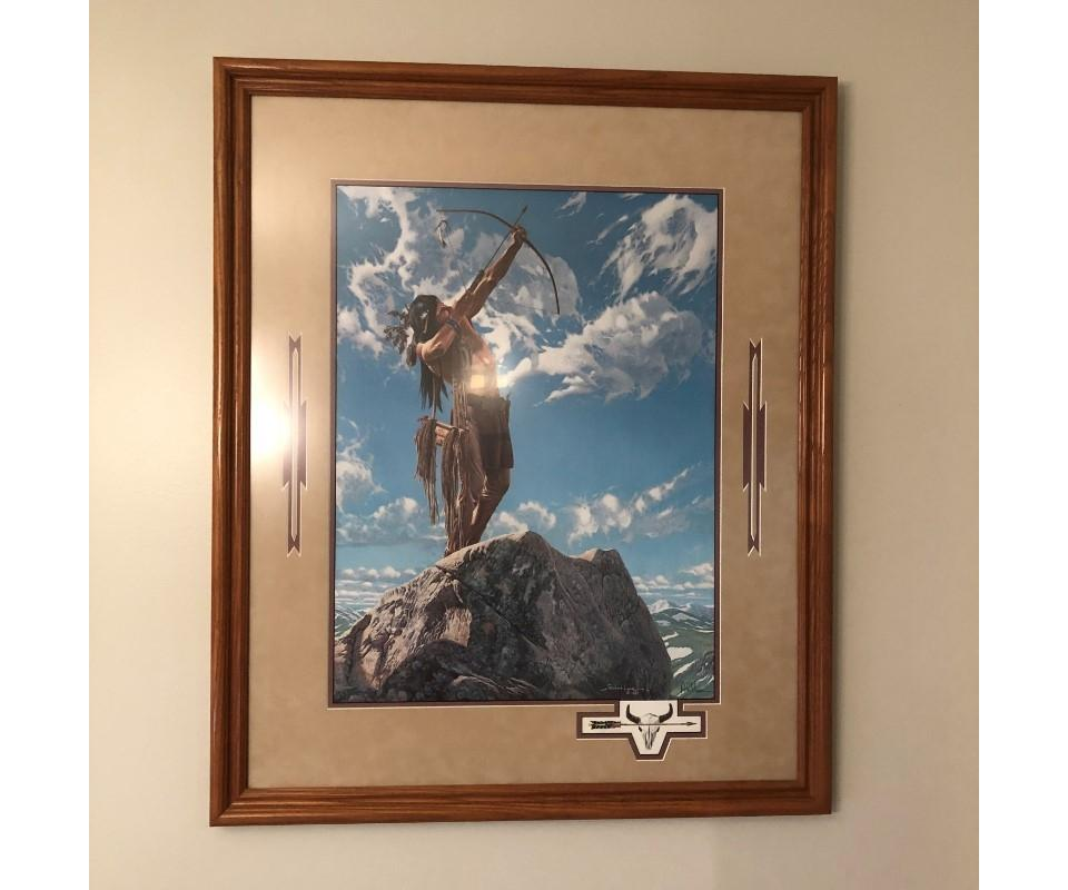 "55X39/"" Statue of Liberty Window Curtain Treatments Kitchen Curtains 2 Panels"