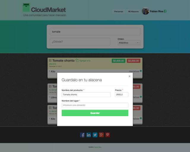 Save-cloudmarket