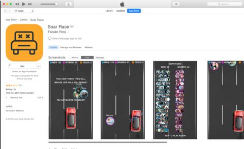 Soar race