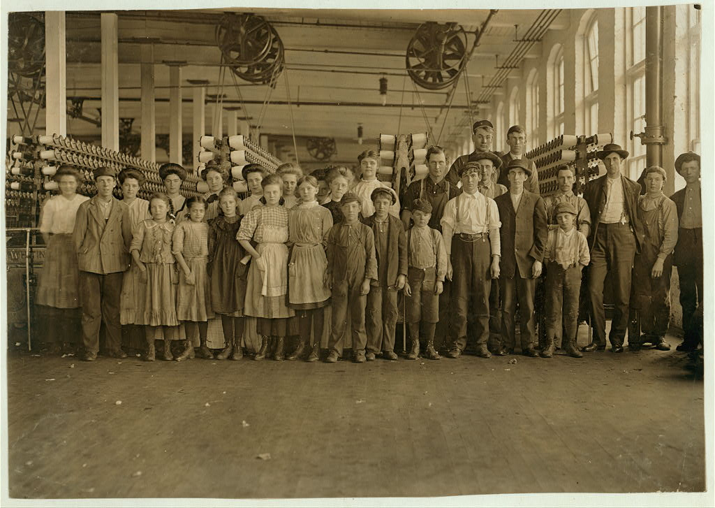 the problem of child labor during the industrial revolution This article is about songs of unionization, labor strikes, and child the industrial revolution of this article is about songs of unionization, labor strikes.