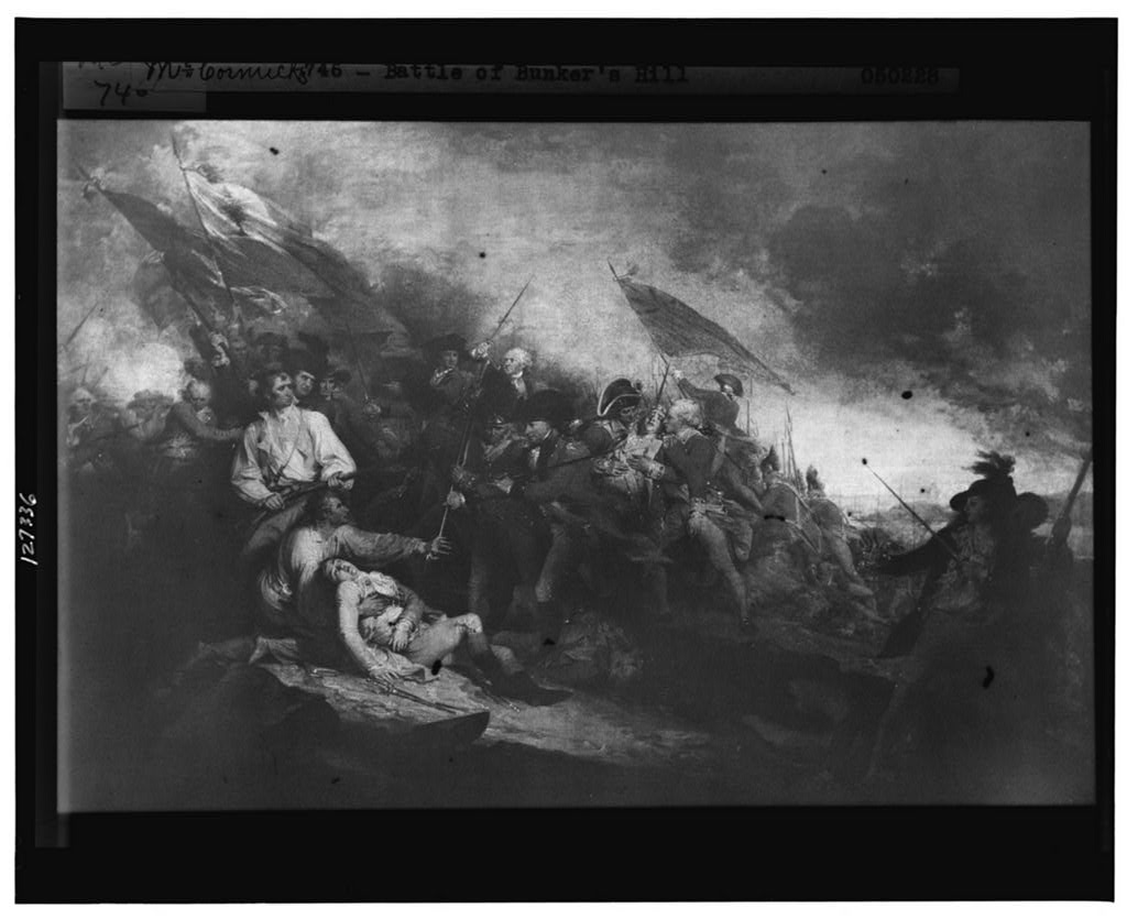 the significance of battle of bunker Battle of bunker hill: yankees prepare to fight on breed's hill  on june 16, 1775, having learned that the british were planning to send troops from boston to occupy the hills surrounding the.