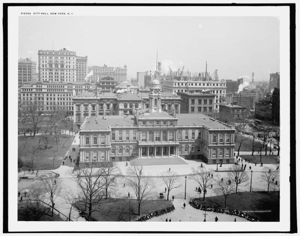 City Hall, New York, N.Y.