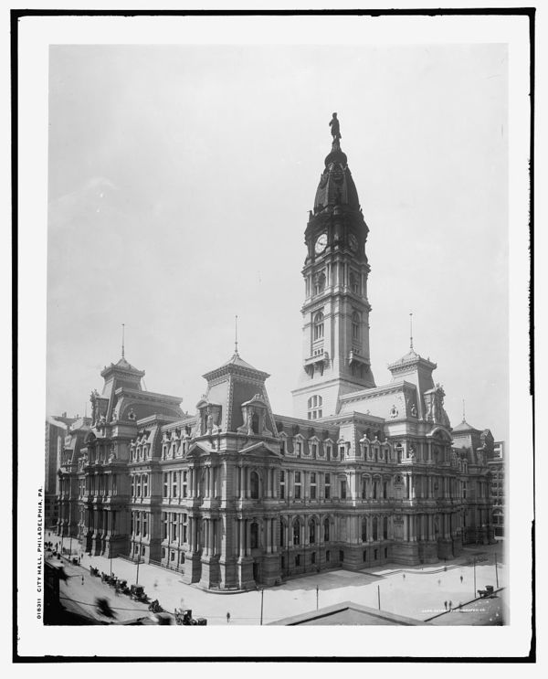 City Hall, Philadelphia, Pa.