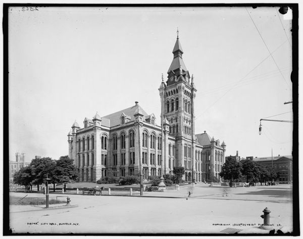 City Hall, Buffalo, N.Y.