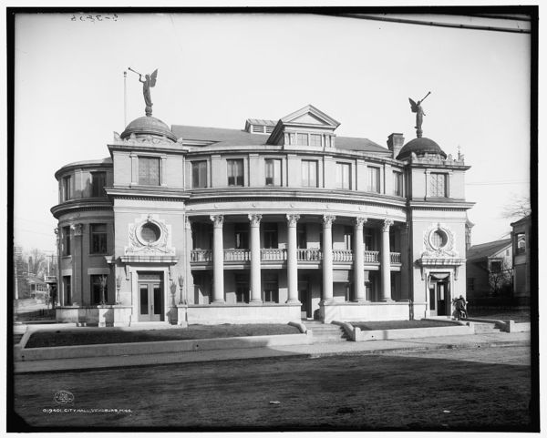City Hall, Vicksburg, Miss.