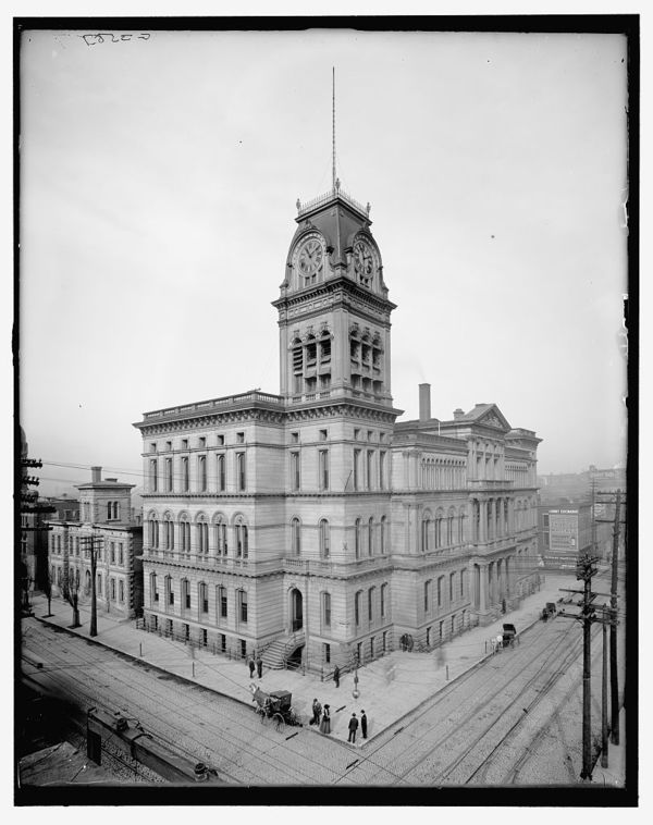 City Hall, Louisville, Ky.