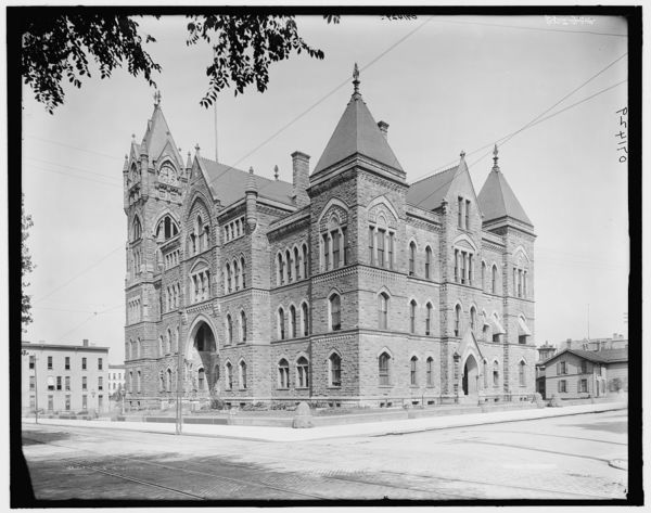 City Hall, Grand Rapids, Mich.