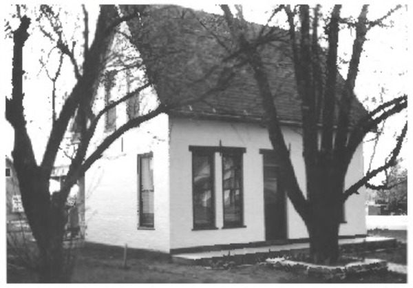 Van Den Berg, Hendrik J. and Wilhelmina H., Cottage