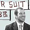 Matt Ruby's Sandpaper Suit