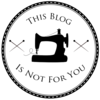 This Blog Is Not For You by Charlie