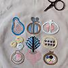 Karen Barbé Embroidery Workshop