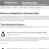 BlogNotions' Developers Blog