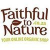 Faithful to Nature - Natural and Organic Blog