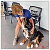 Lisa Desatnik, certified dog trainer