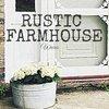 Rustic Farmhouse by Melanie